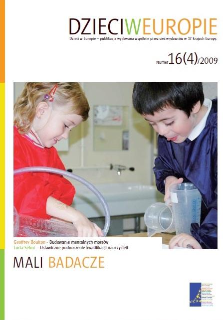 Dzieci w Europie nr 16 MALI BADACZE