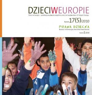 Dzieci w Europie nr 17 DWADZIEŚCIA LAT PRAW DZIECKA