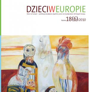 Dzieci w Europie nr 18 Świadomość miejsca: środowisko, społeczność i usługi dla dzieci