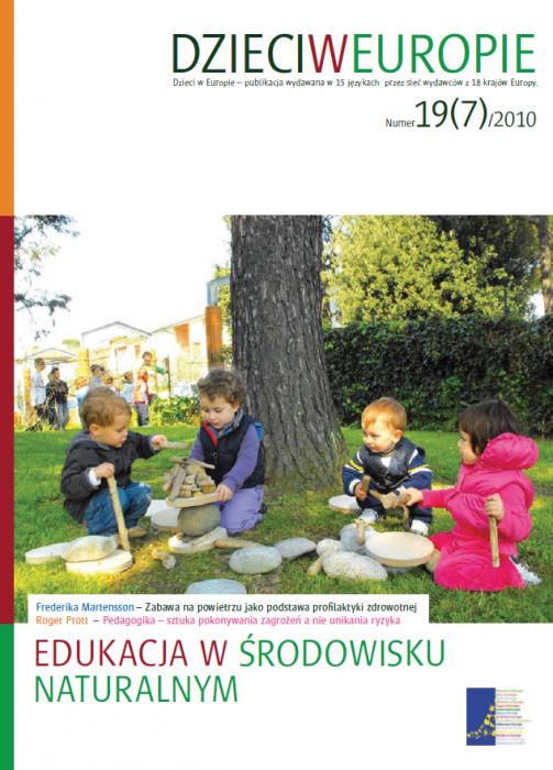 Dzieci w Europie nr 19 EDUKACJA W ŚRODOWISKU NATURALNYM