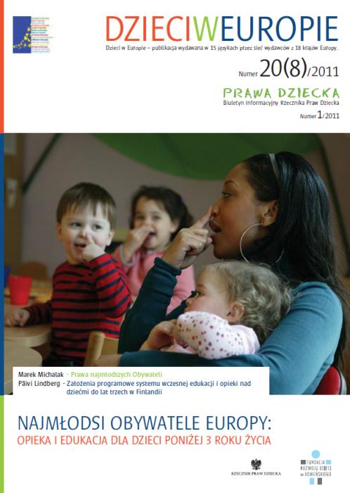 Dzieci w Europie nr 20 NAJMŁODSI OBYWATELE EUROPY