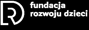 Fundacja Rozwoju Dzieci logo w stopce